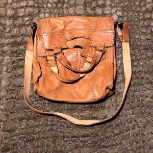 Lucky Brand Leather Satchel